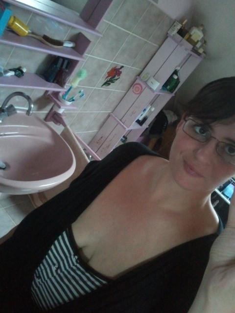 femme sein nu du 15